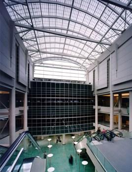 Port Columbus International Airport Terminal Expansion & Parking Garage