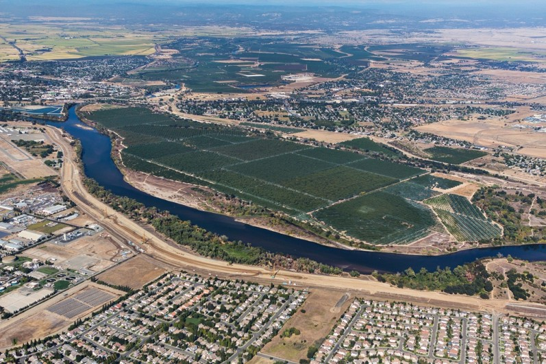 California Department of Water Resources Urban and Non-Urban Levee Evaluations