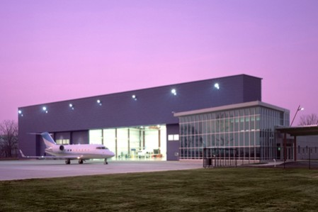 Nationwide Insurance Hangar Facility