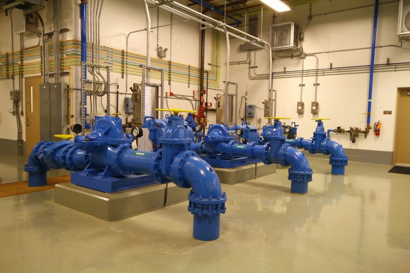 Upper Sandusky Integrated Membrane Water Treatment Plant