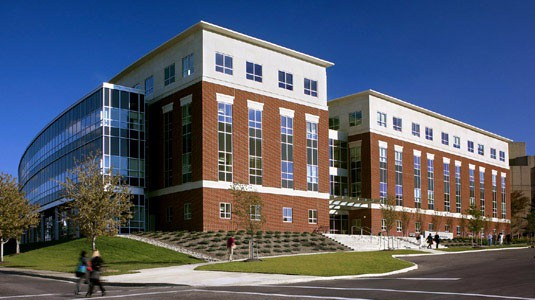University of Akron College of Arts & Sciences Building