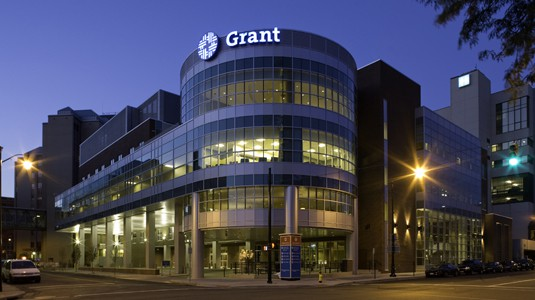 OhioHealth—Grant Medical Center—Surgical and Heart Center