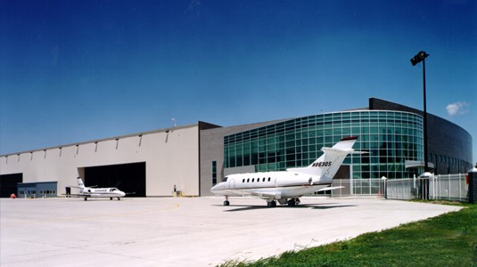 NetJets Office and Hangar Facility