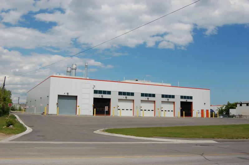 Mississauga Transit: 975 Central Parkway Office & Garage Renovations