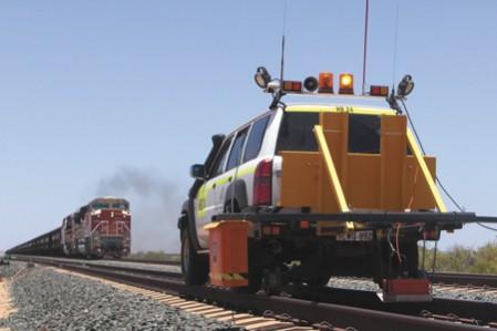 BHP Billiton Mount Newman Railroad Total Route Evaluation