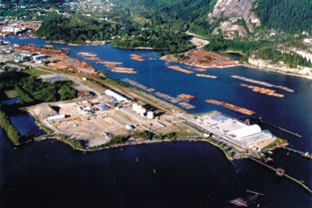 Nexen, Inc. - Howe Sound Remediation