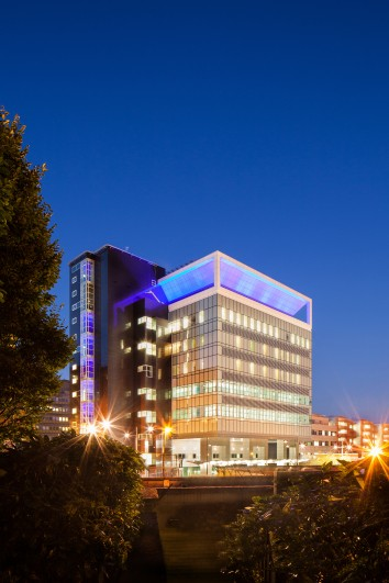 Royal Victoria Hospital Critical Care Centre