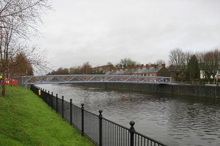Kilkenny Pedestrian and Cycle Bridge