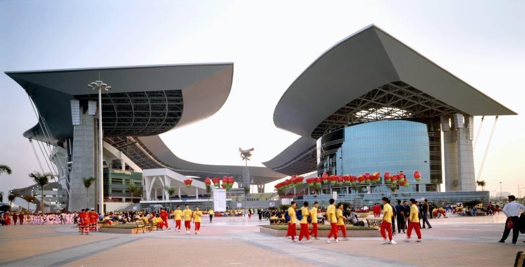 Guangdong Olympic Stadium