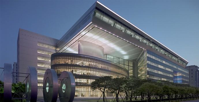 Korea Development Bank Headquarters