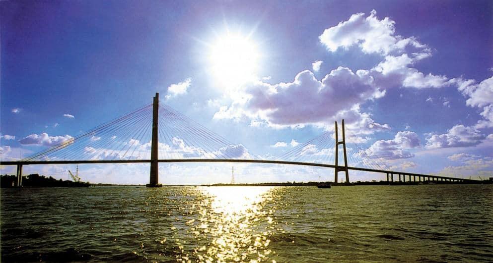 My Thuan Bridge