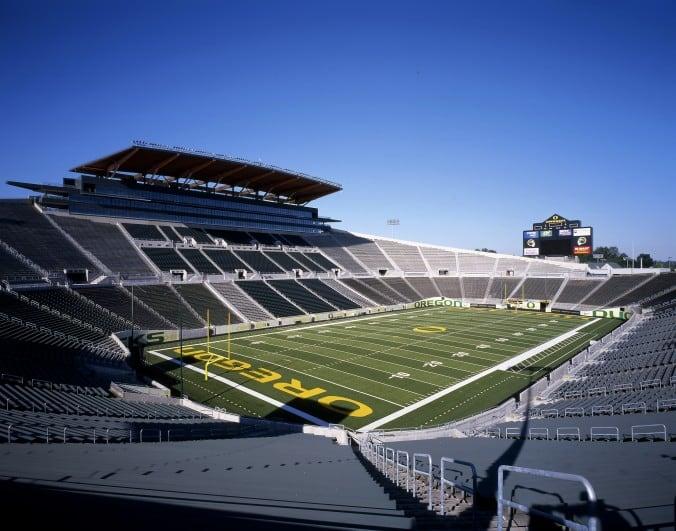 Autzen Stadium - University of Oregon