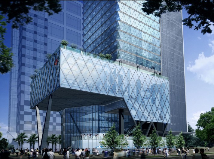 Bank of Investment and Development of Vietnam (BIDV) Tower