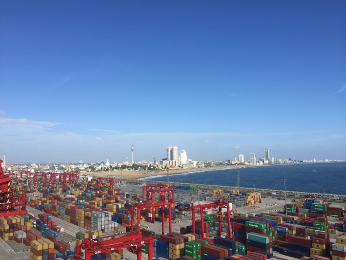 Colombo South Container Terminal