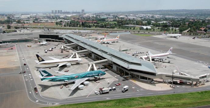 O.R. Tambo International Airport