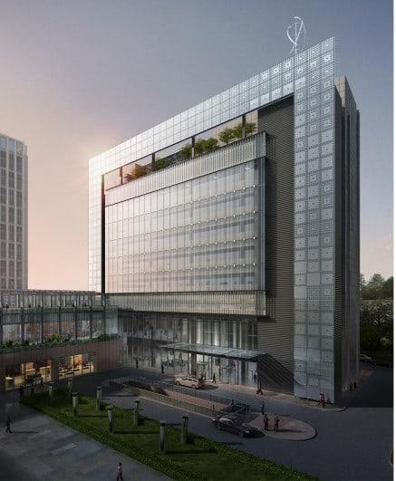 Tianjin TEDA Modern Service District Development