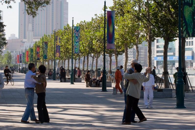 Tianjin Haihe River Corridor Strategic Development and Embankment