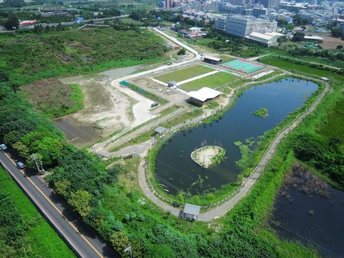 Yong Kang Sewage Treatment Plant Water Reclamation