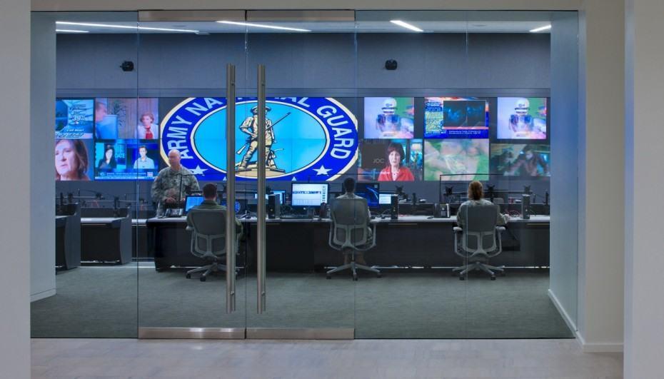 U.S. Army National Guard Bureau Readiness Center