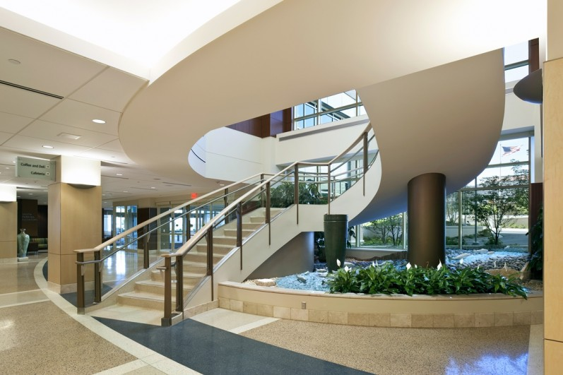 Regions Hospital Expansion, Photo by Don Wong