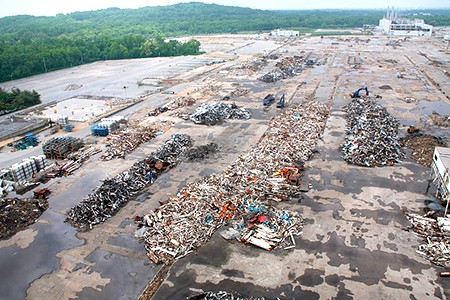 Chrysler Assembly Plant Decommissioning