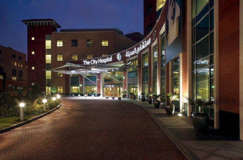 The City Hospital
