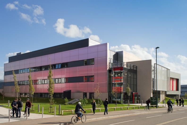 University of Nottingham Energy Technologies Building