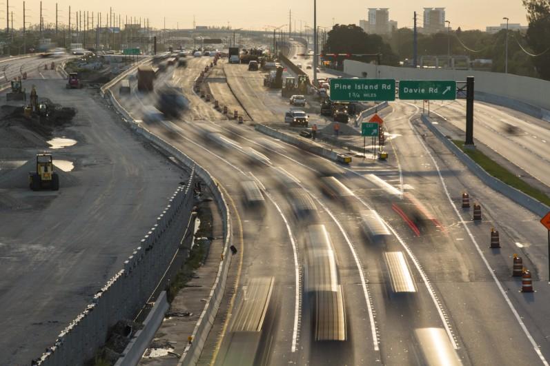 I-595 Express Highway