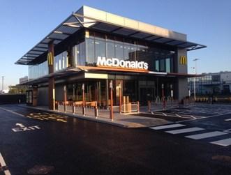 McDonald's, Dublin Airport