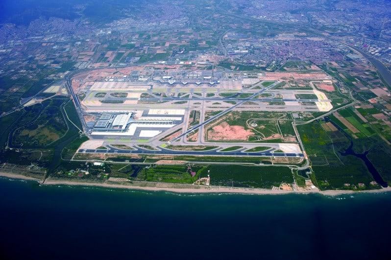 El Prat Airport