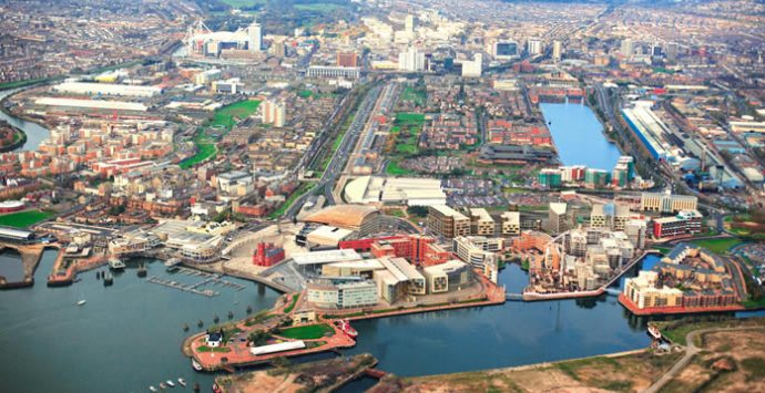 Cardiff Bay Regeneration