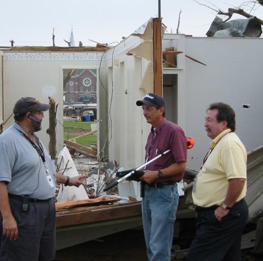 Hurricane Katrina Recovery and Reconstruction