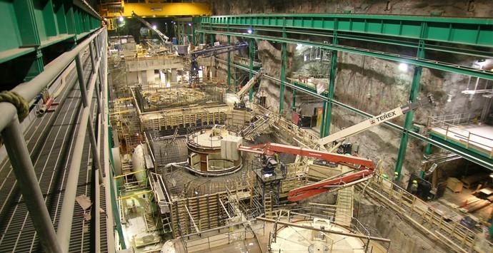 Peribonka IV Hydroelectric Powerhouse
