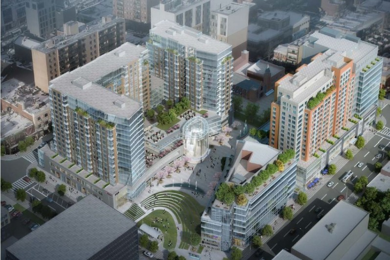 Flushing Commons Phase 1