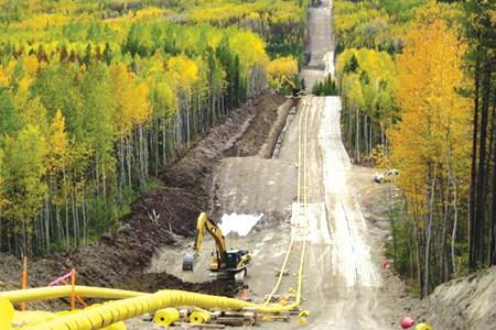 Pipeline Installation in Pennsylvania
