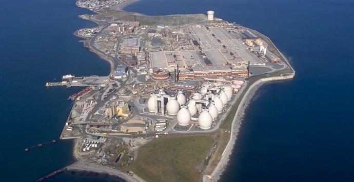 Deer Island Wastewater Treatment Facilities