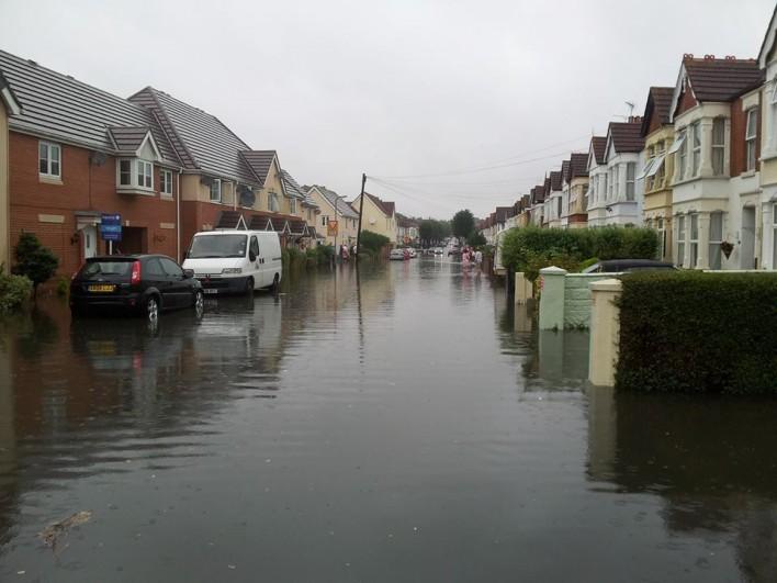 Southend on Sea Flood Protection