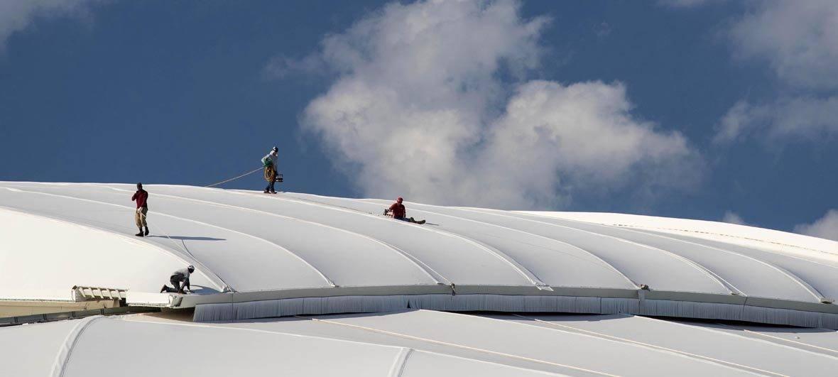 USTA Arthur Ashe Stadium Renovations