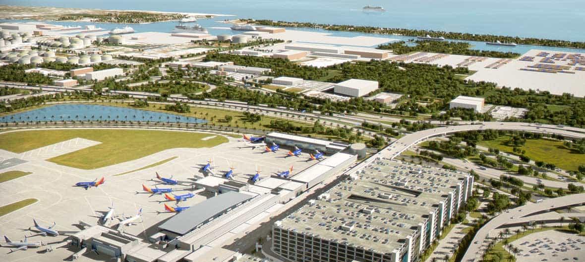 Southwest Airlines Fort Lauderdale Airport Terminal 1 Modernization Program