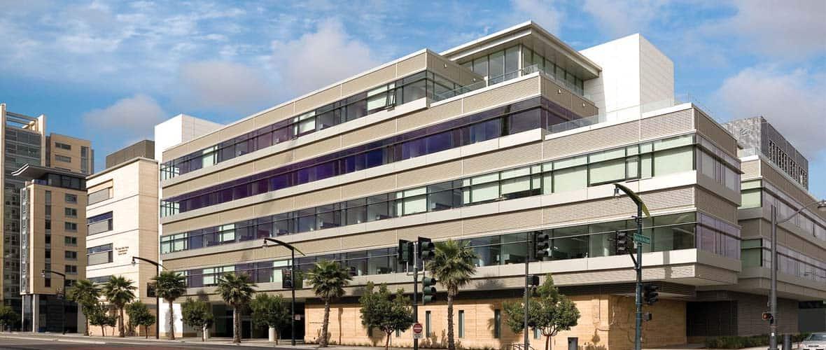 University of California, San Francisco Helen Diller Family Cancer Research Building