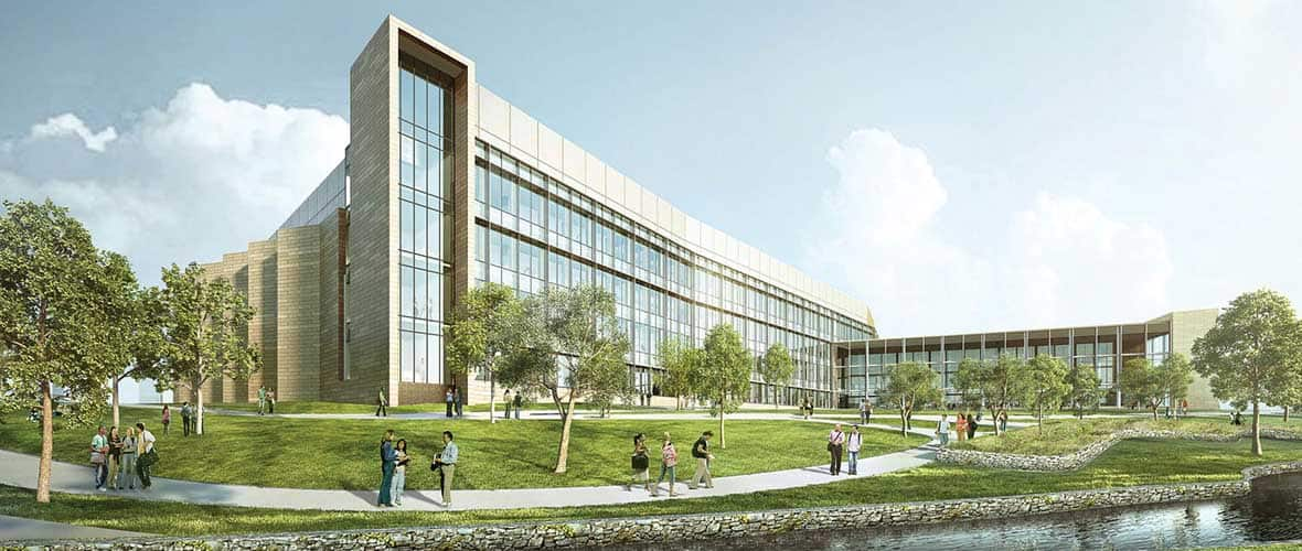 University of Texas at Arlington Science and Engineering Innovation and Research Building