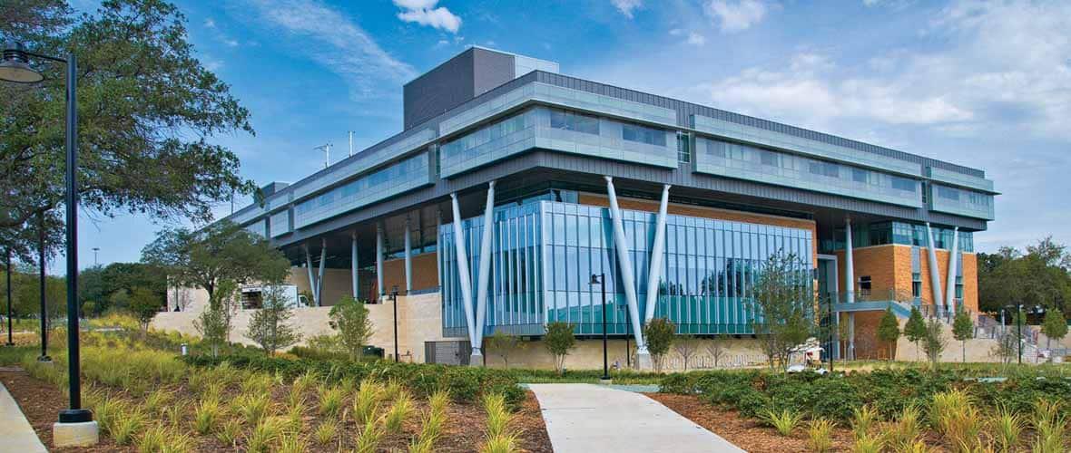 University of North Texas Business Leadership Building