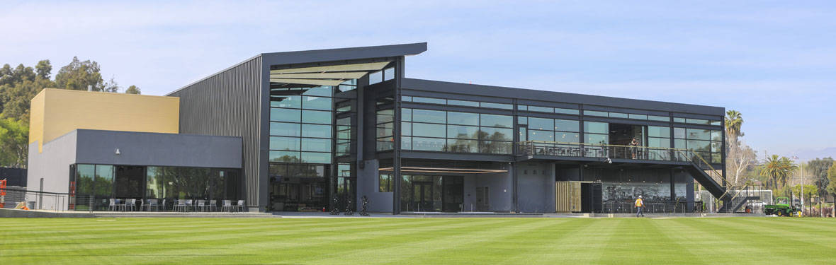 Los Angeles Football Club Training and Performance Center
