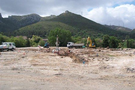 Redevelopment of Former Crop Protection Manufacturing Site