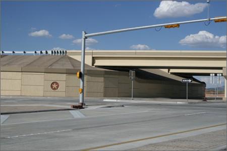 Texas Spur 601/Liberty Expressway