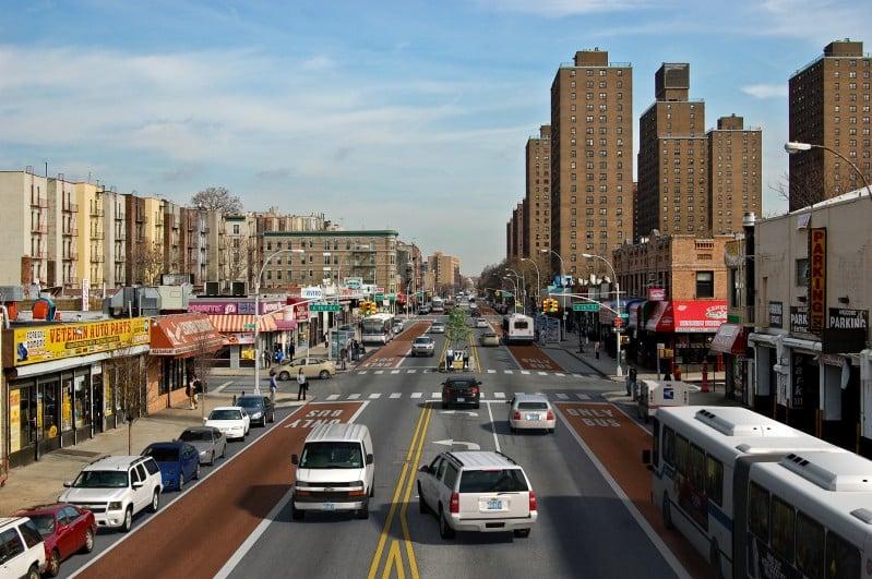NY MTA Bus Rapid Transit (BRT)