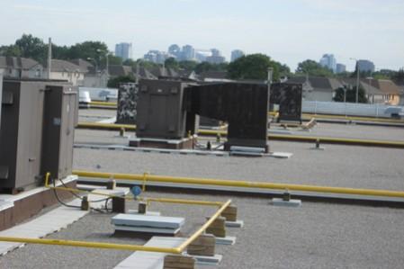 Roof Renewal for Wilson Bus Garage