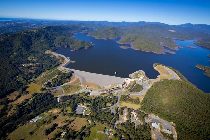 Seqwater Hinze Dam Stage 3