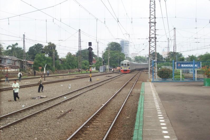 Soekarno-Hatta International Airport Rail Link