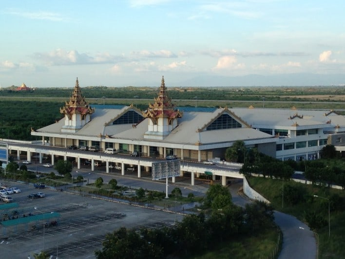 Mandalay International Airport